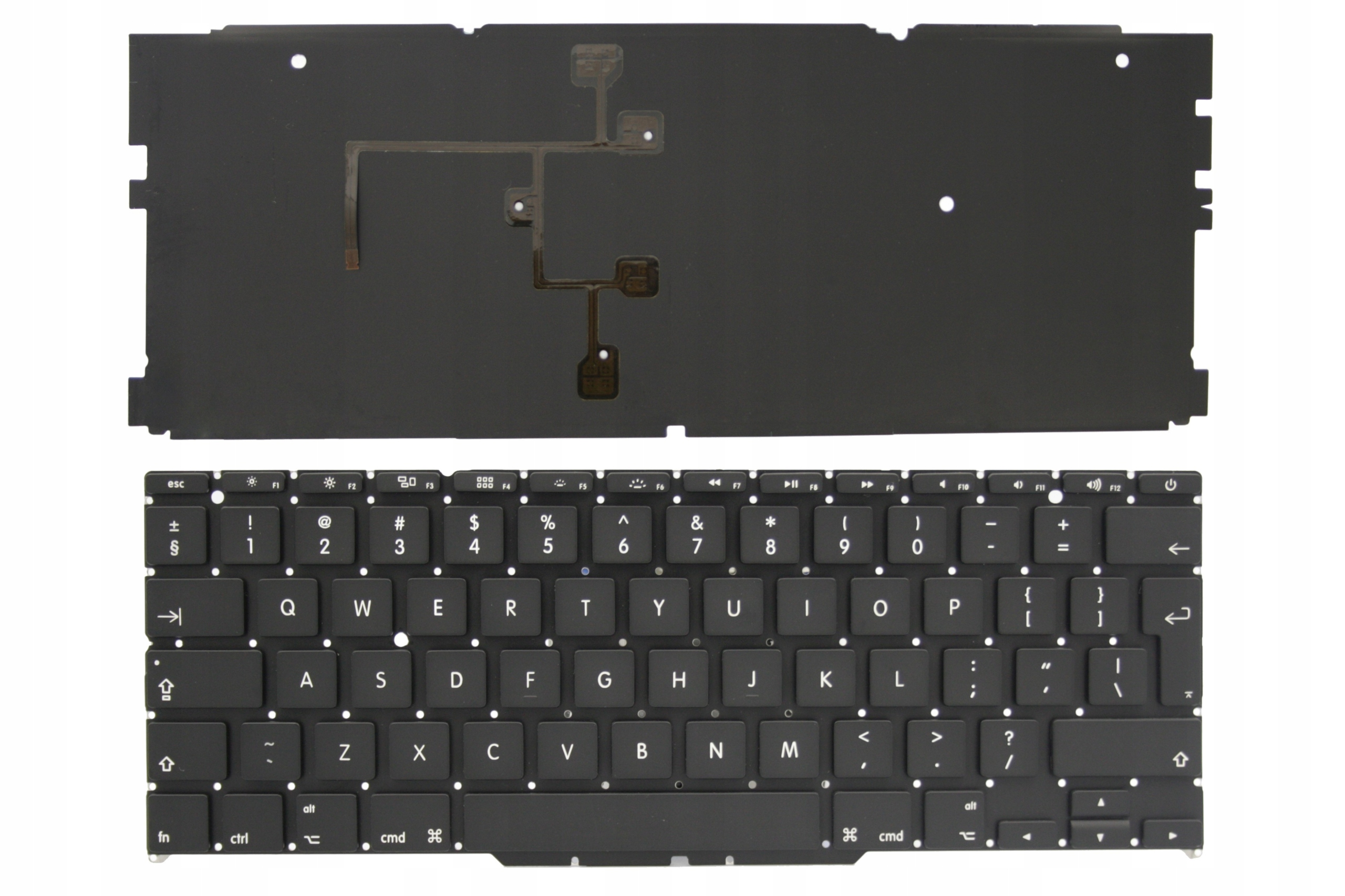 KLAWIATURA APPLE MACBOOK A1370 A1465 - Klawiatury do laptopów