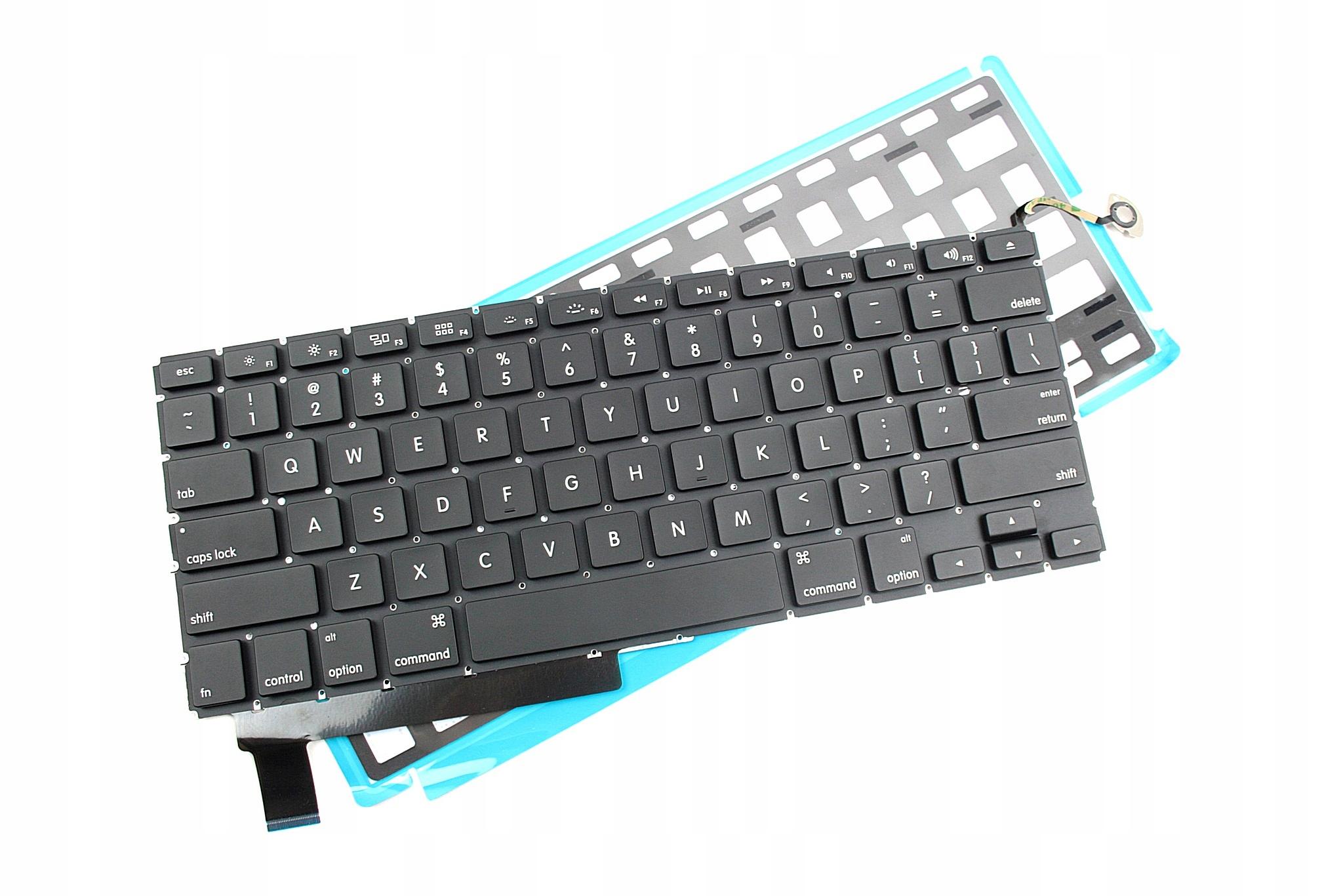 KLAWIATURA APPLE MACBOOK A1286 PRO 15 - Klawiatury do laptopów