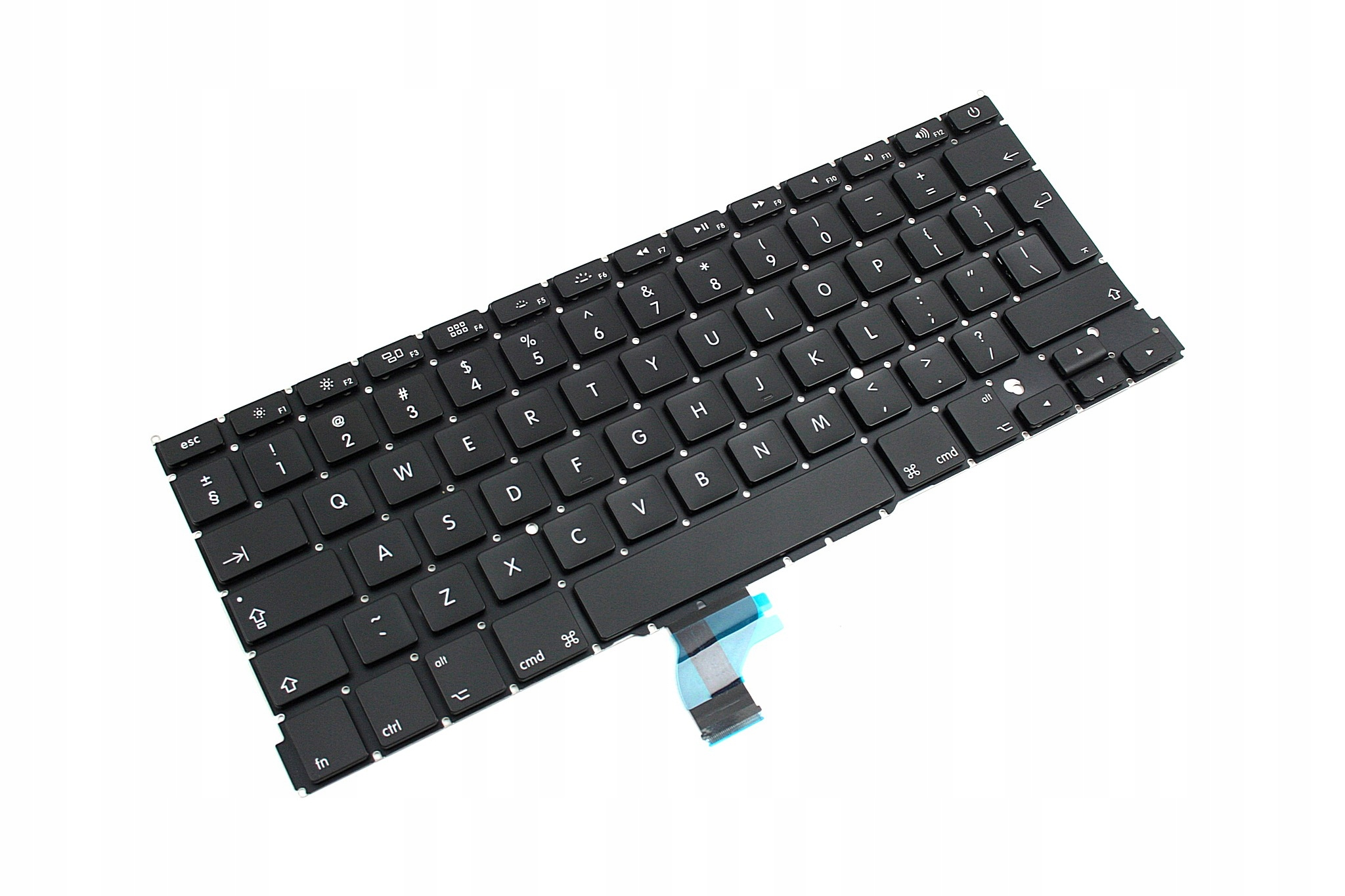 KLAWIATURA APPLE MACBOOK PRO 13.3 A1502 2013 - Klawiatury do laptopów