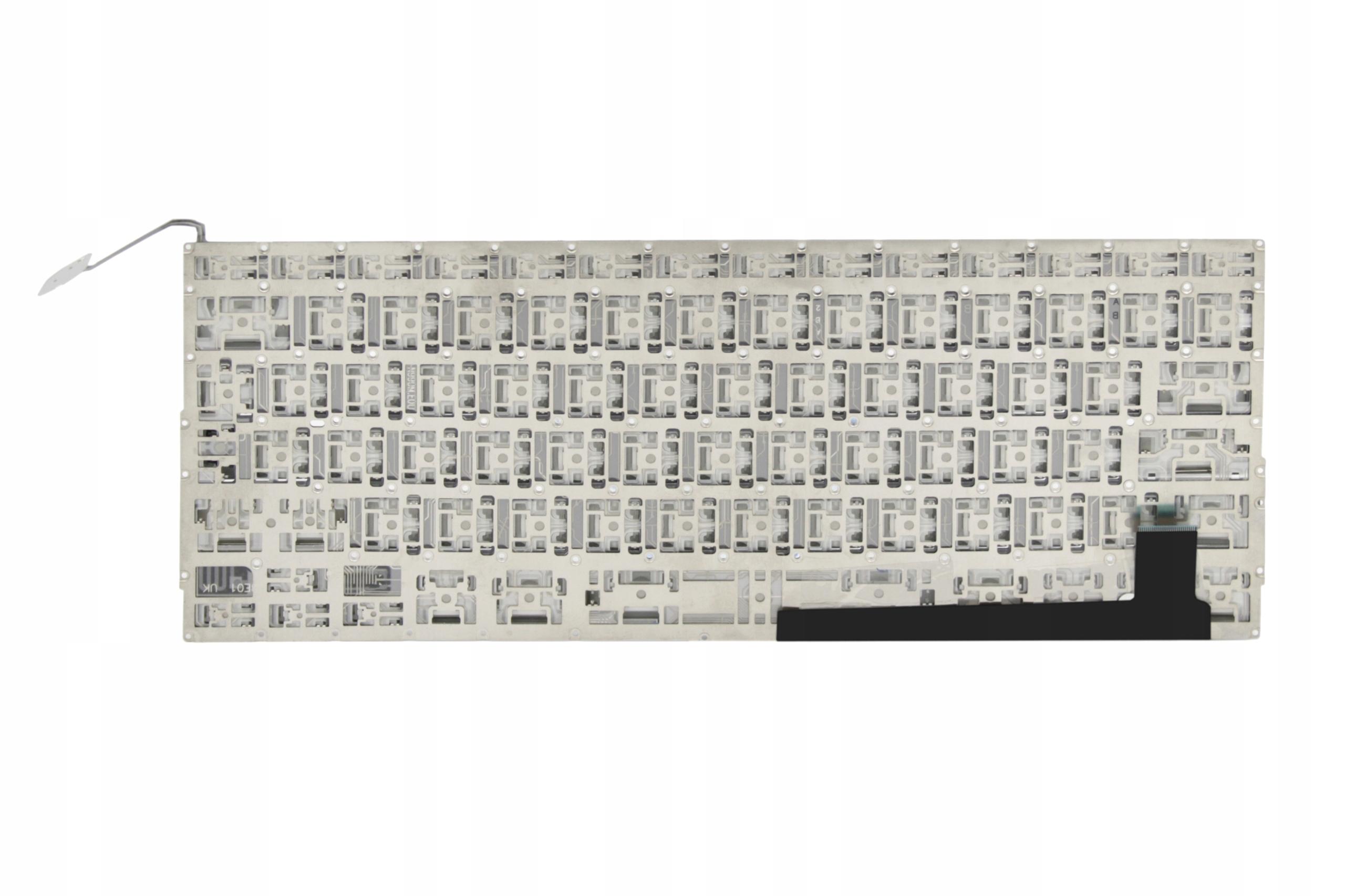KLAWIATURA APPLE UI MACBOOK A1286 PRO 15 - Klawiatury do laptopów