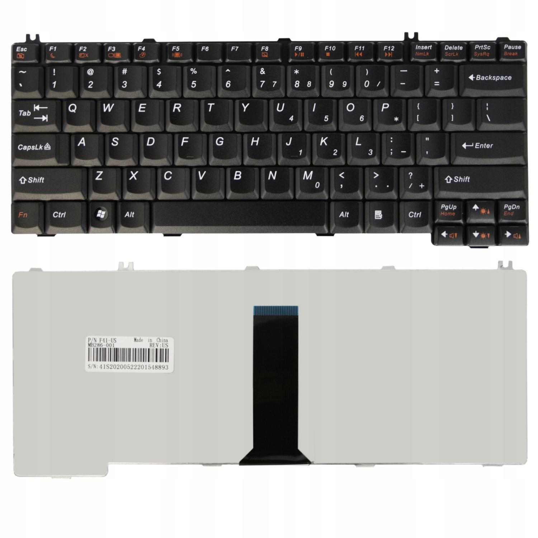 KLAWIATURA LENOVO 3000 C100 N100 N200 Y530 G530 - Klawiatury do laptopów