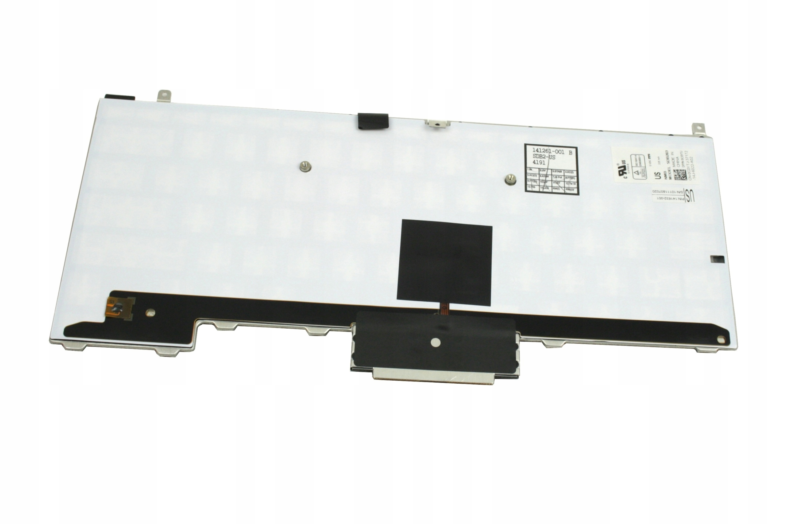 KLAWIATURA DELL LATITUDE E4310 - Klawiatury do laptopów