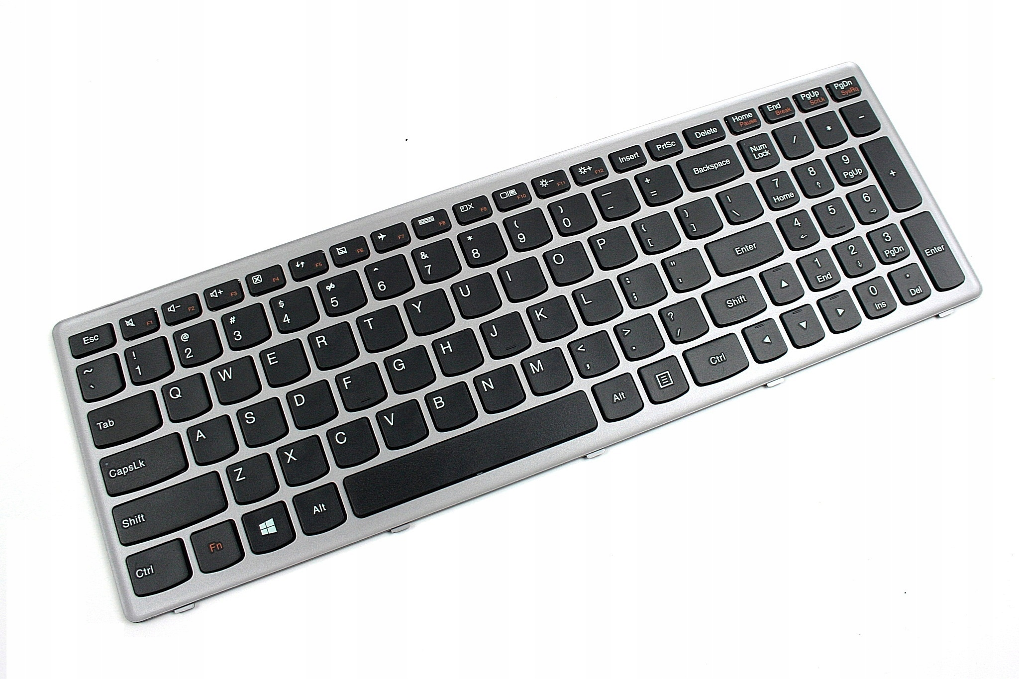KLAWIATURA IBM LENOVO Z500 T6F1-US 25206237 BF4SC - Klawiatury do laptopów