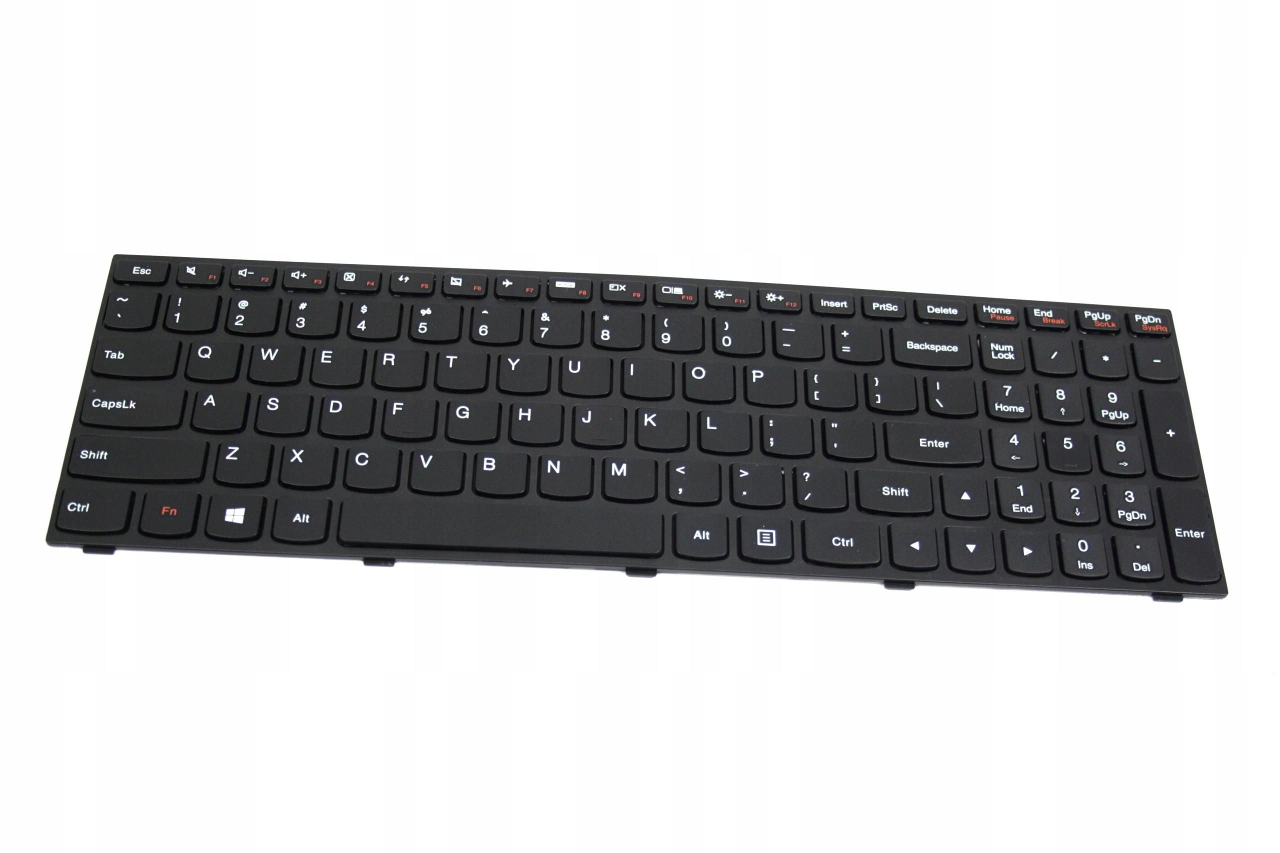 KLAWIATURA IBM LENOVO G50 G50-30 G50-45 G50-70 - Klawiatury do laptopów
