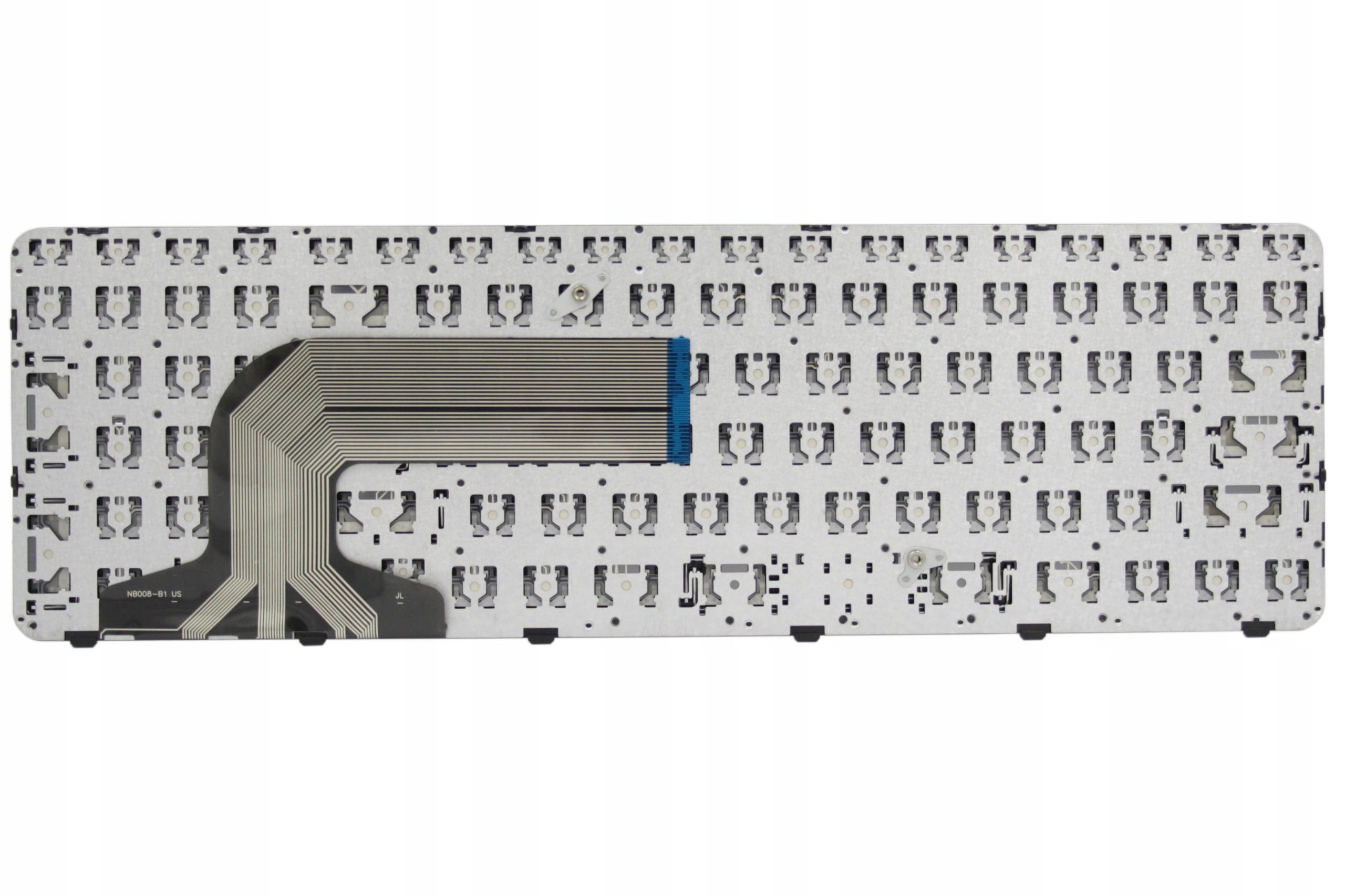 KLAWIATURA HP PAVILION 15 15-E 15-G 15-N 15-E000 - Klawiatury do laptopów