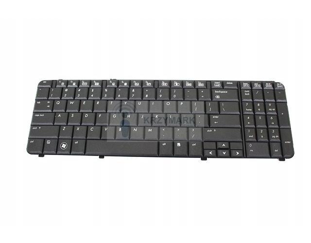 KLAWIATURA HP PAVILION DV6 DV6T DV6-1000 DV6-2000 - Klawiatury do laptopów