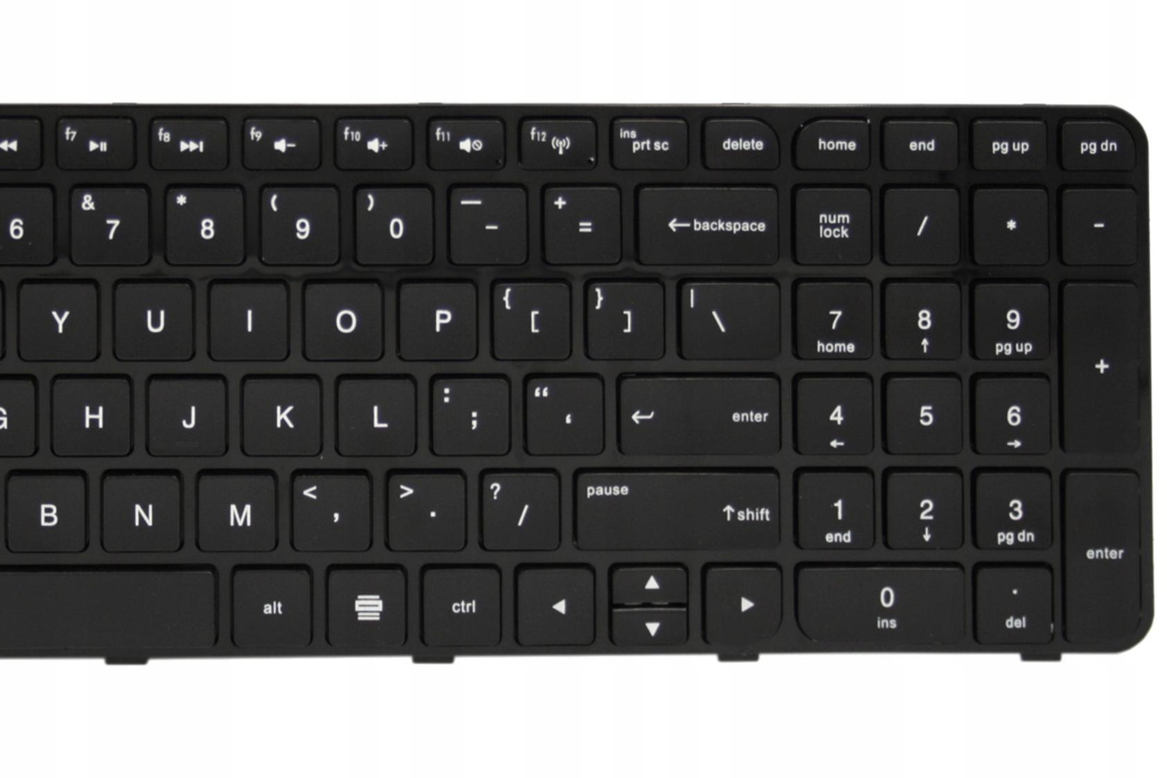 KLAWIATURA HP PAVILION G6-2300 G6-2310SW - Klawiatury do laptopów