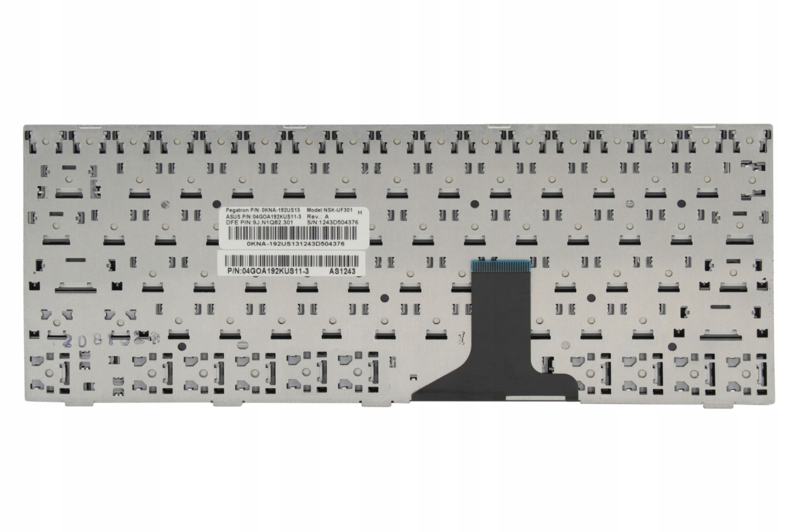 KLAWIATURA ASUS EEE PC 1001P-1H 1001PXB 1001PXD - Klawiatury do laptopów