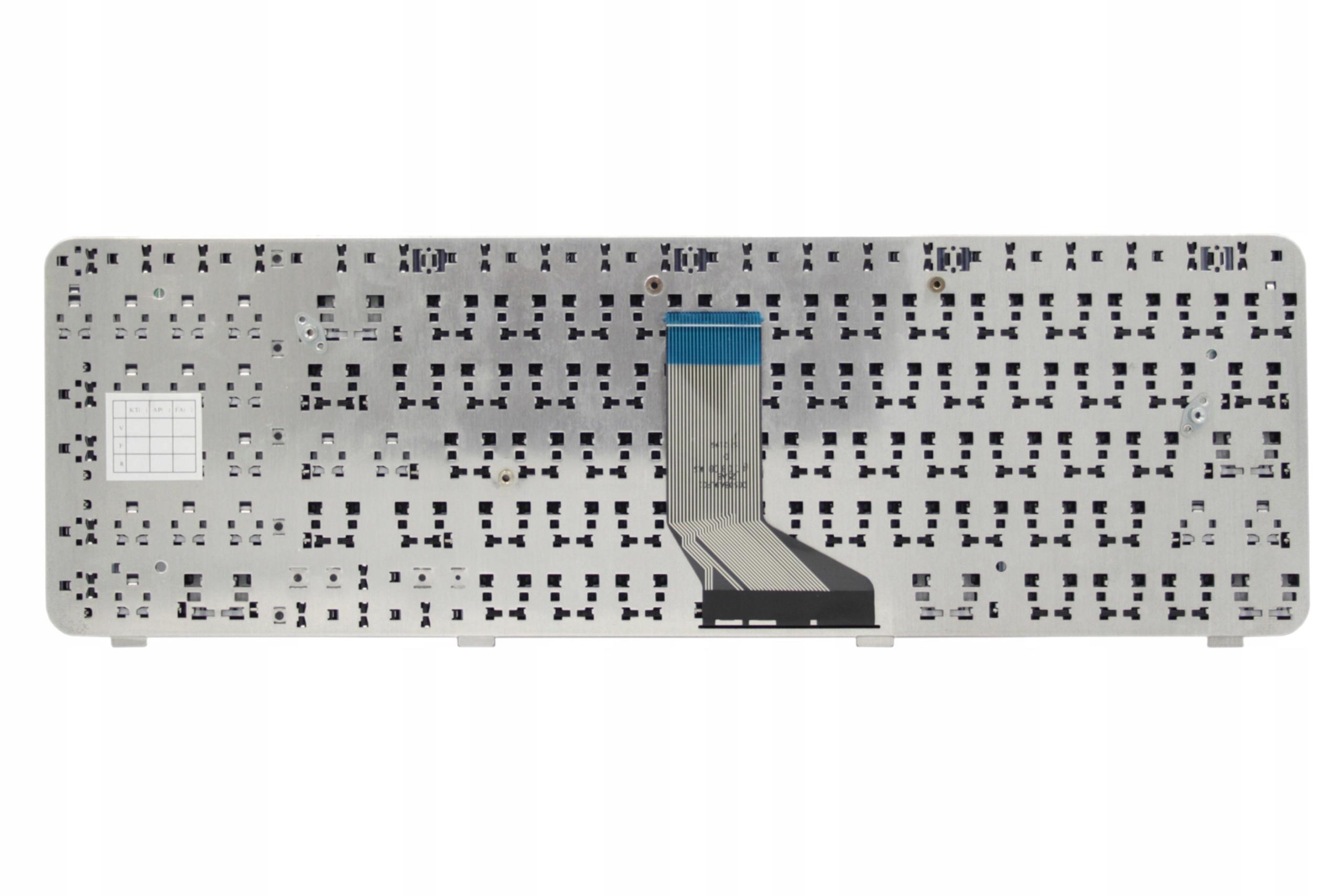 KLAWIATURA HP COMPAQ G61 PRESARIO CQ61 - Klawiatury do laptopów