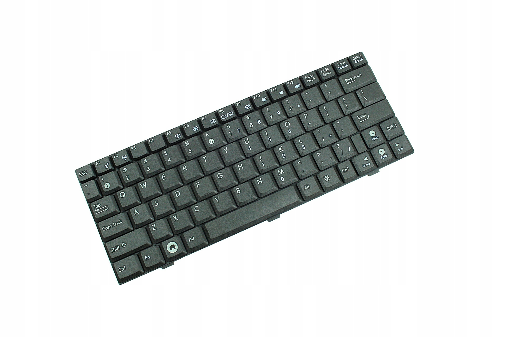 KLAWIATURA ASUS EEE PC 1000HA 1000H 1000HAB 1000HE - Klawiatury do laptopów