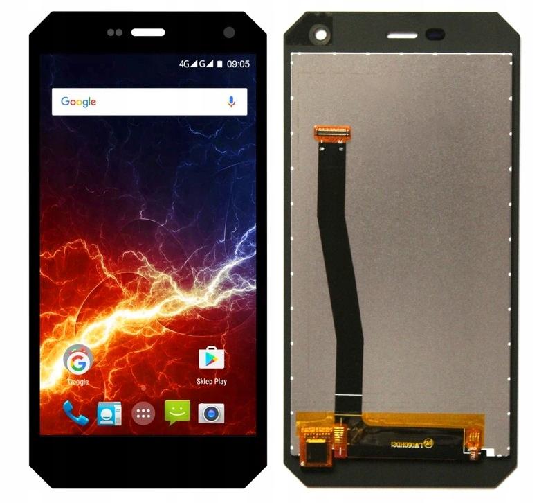 WYŚWIETLACZ Z DIGITIZEREM MYPHONE HAMMER ENERGY CZARNY - Wyświetlacze z digitizerami do telefonów
